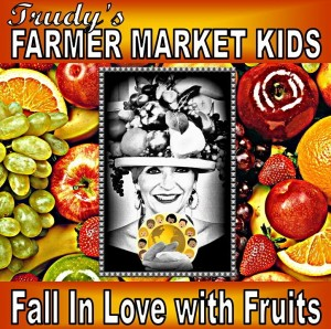 FRUITS CD Cover